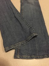 Juicy Couture Jeans Girls Size 24 Distressed Boot Cut image 2