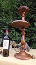 pedestal ashtray danish design 1960 Victorian plant stand art deco mid century image 5