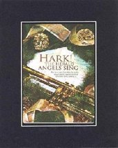 Inspirational Plaques for Christmas - Hark! the Hearald Angels Sing For unto you - $11.14