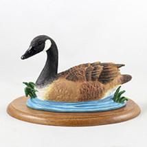 Canadian Goose Figurine - $24.70