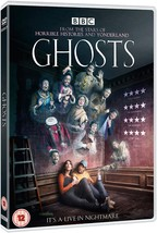 Ghosts Complete Series Season 1 2019 BBC TV Fantasy Comedy 6 Episodes DV... - $26.95