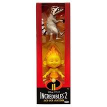 Disney Pixar Incredibles 2 Champ Figure - Jack-Jack 12cm & Yard 10cm - $34.99