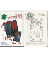 Cargo Pants or Shorts, Pitter pattern 4219, Childs 3 to 12, Adj. Waist, ... - $3.98