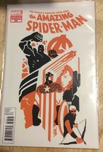 Amazing SPIDER-MAN #683 Mike Del Mundo 1:25 Avenger Variant Cover Marvel Comics - $9.89