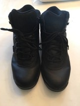 Black Size 13 Timberlands Boots - $43.53