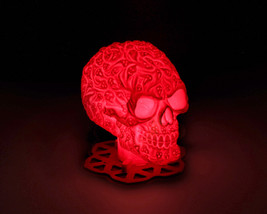 Lost Souls Skull - 3D Printed Accent Lamp - €31,47 EUR+