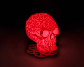 Lost Souls Skull - 3D Printed Accent Lamp - $34.00+