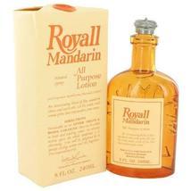 Royall Mandarin Cologne By Royall Fragrances 8 oz All Purpose Lotion / C... - $47.25