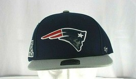 New England Patriots Blue/Gray Baseball Cap Adjustable - $26.39