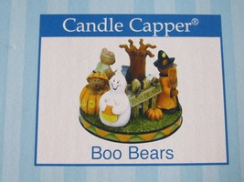 Old Virginia Candle Company Candle Capper  Boo ... - $12.99