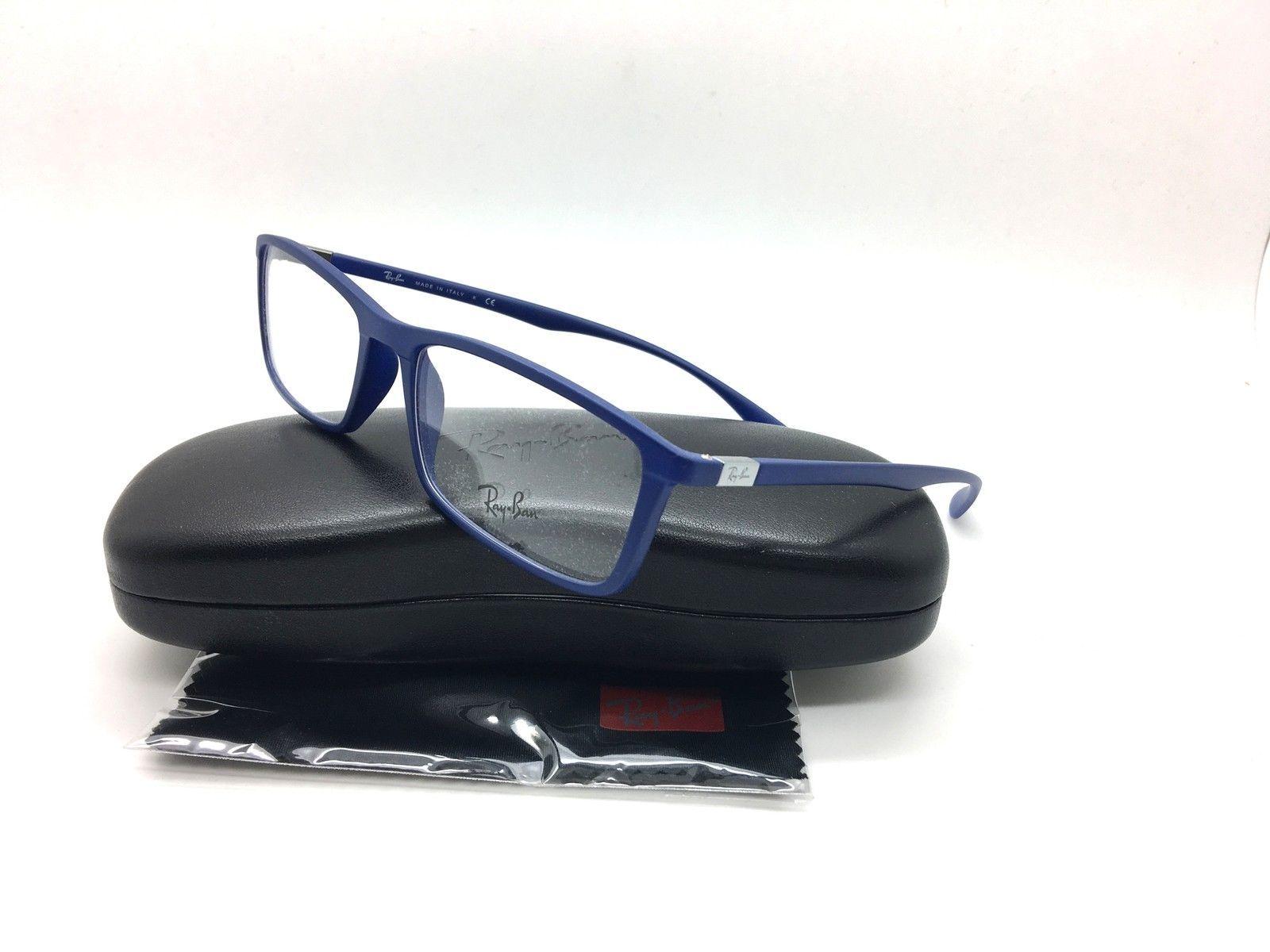 92fa0428d1f Ray-Ban RB 7048 5439 Royal Blue New and 50 similar items. 57