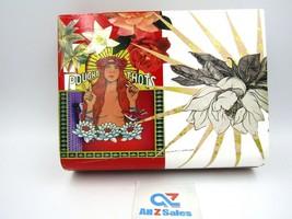 "Decorated Cigar Box Humidor ""The Stoner Orgasm"" Storage Box, Wooden - Used - $29.65"