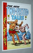 Original Official 1970's vintage EC Comics Two-Fisted Tales 39 cover art poster - $29.99