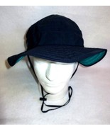Columbia Safari Wide Bucket Sun Hat Nature Outdoors Navy Blue L Large US... - $19.75