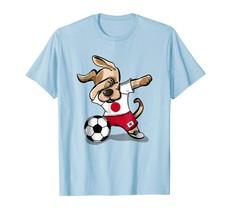 New Shirts - Dog Dabbing Soccer Japan Jersey Shirt 2018 Japanese Football Men - $19.95+