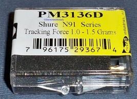 EV PM3136D STYLUS NEEDLE FOR SHURE HI TRACK N91 M91 N92 M92 N93 M93 761-D7 image 2