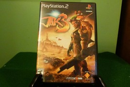Jak 3 (Sony PlayStation 2, 2004) Black Label VG Condition (NO MANUAL) - $12.86