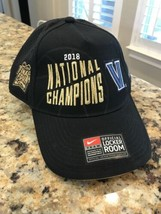 NEW Nike 2018 NCAA Final Four 2018 National Champions Villanova Wildcats Hat - £18.89 GBP