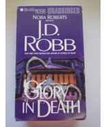 Glory in Death  AudioBook on Cassette by J.D. Robb - $3.99