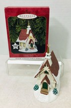 1999 Candlelight Services #2 Magic Hallmark Christmas Tree Ornament Box ... - $24.26