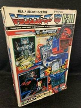 Takara Transformers Proviseur C-311 Grand Maximus Action Figurine D'Occa... - $2,357.71
