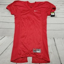 Nike Jersey Size Small Mens Nike Team Defender Football Game Jersey Red ... - $35.63