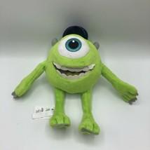 "Disney Monsters University Mike Wazowski 11"" Plush Doll Toy World Land Pixar MU - $17.81"