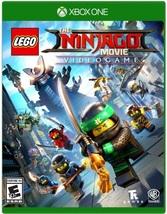LEGO NINJAGO MOVIE VIDEOGAME  - Xbox One - (Brand New) - $53.41
