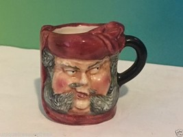Vintage Franklin Mint Toby Mug 1982 English Heritage Figurine Ivanhoe Falstaff - $19.75