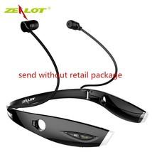 Volemer Stereo Sport Bluetooth Headset Auriculares Wireless Headphone Ha... - $30.97