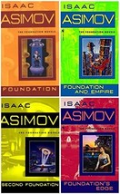 The Foundation Novels 4-Book Set: Foundation/Foundation and Empire/Secon... - $26.95