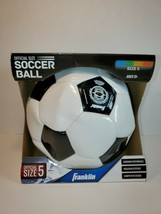Franklin Sports official Size 5 Soccer Ball superior performance competitive - $20.00