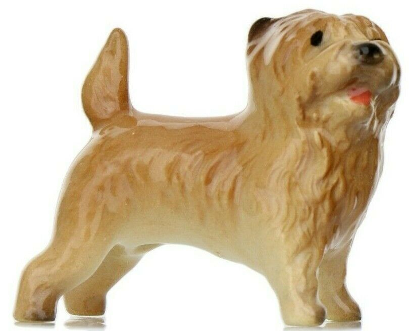 Hagen Renaker Dog Cairn Terrier Ceramic Figurine