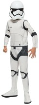 Star Wars The Force Awakens Child's Stormtrooper Costume Small Cosplay D... - $17.81