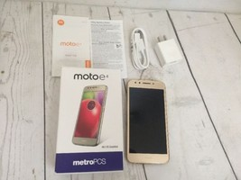 Motorola Moto E4 XT1765 Gold (Metro PCS) Android Phone - $63.70