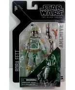 Star Wars ESB The Black Series Archive Collection Boba Fett action figure  - $29.88
