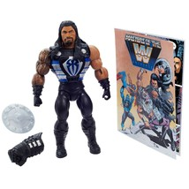 New Mattel WWE Masters of the Universe Roman Reigns Action Figure - $24.99