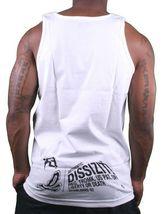 Dissizit FYSP Fu$k Your Skate Park White or Black Tank Top Shirt Los Angeles NWT image 5