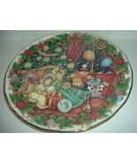 Royal Albert Holiday Plate - $15.59