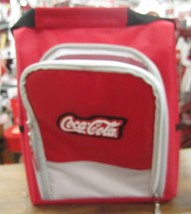 Coca Cola Cooler -Custom Soft Sided - New - OFFICIAL PRODUCT - $14.36