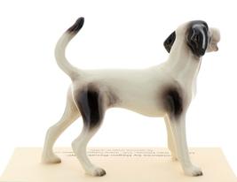 Hagen-Renaker Miniature Ceramic Dog Figurine Coon Hound image 3