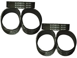 Kirby Vacuum Cleaner Belts 301291 Fits all Generation series models G3, ... - $7.71