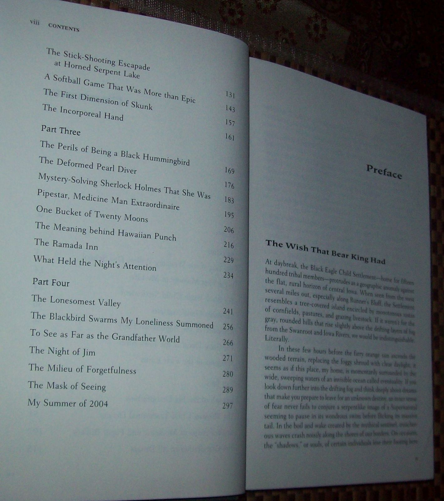 Remnants of the First Earth by Ray A. Young Bear 1996 HBDJ Journey into Manhood