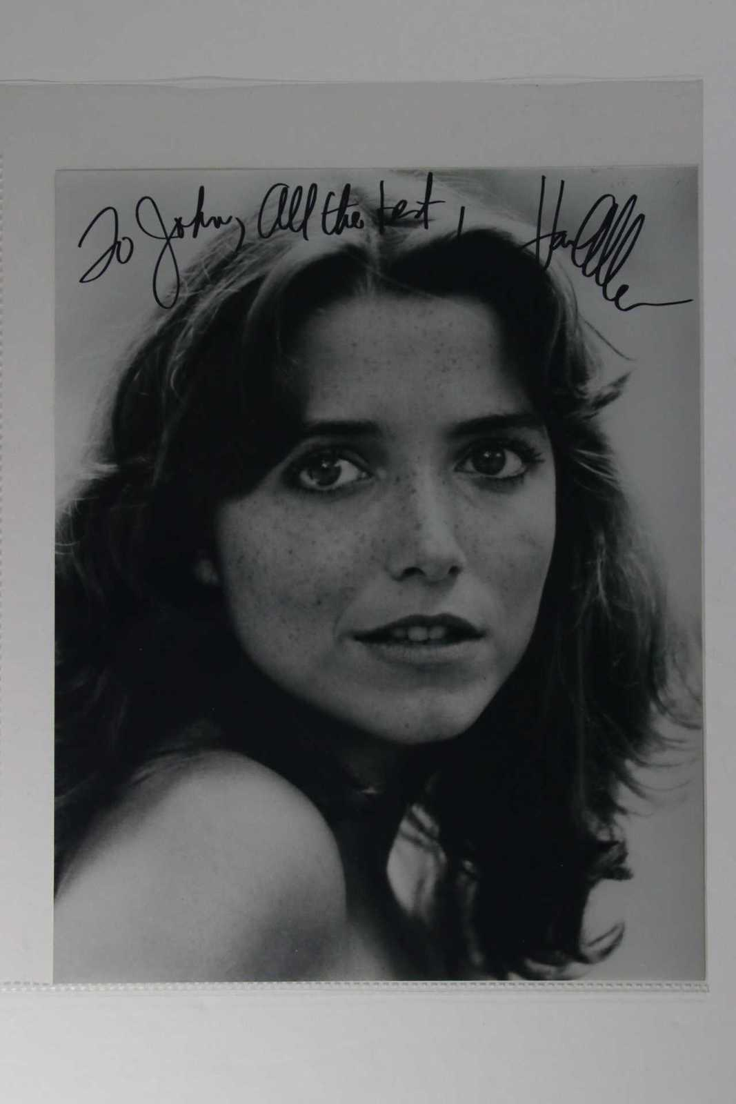 Primary image for Karen Allen Signed Autographed Glossy 8x10 Photo