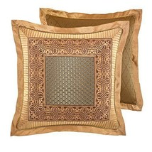 Croscill Couture Palazzo European Pillow Sham in Apricot - $1.068,37 MXN