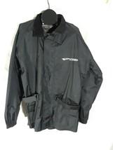 Teknics Motorcycle Rain Suit Reflective Jacket Waterproof Mens XL, K - $28.31