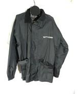 Teknics Motorcycle Rain Suit Reflective Jacket Waterproof Mens XL, K - $29.95