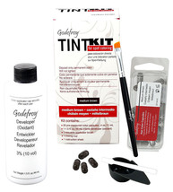 Godefroy PRO TINT KIT For beards - mustaches - sideburns - temples - $17.72+
