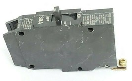 GENERAL ELECTRIC HACR TEY CIRCUIT BREAKER 1-POLE, 30A image 1