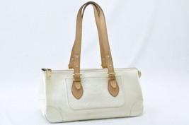 LOUIS VUITTON Vernis Rose Wood Avenue Shoulder Bag M93508 LV Auth ar1200 - $240.00